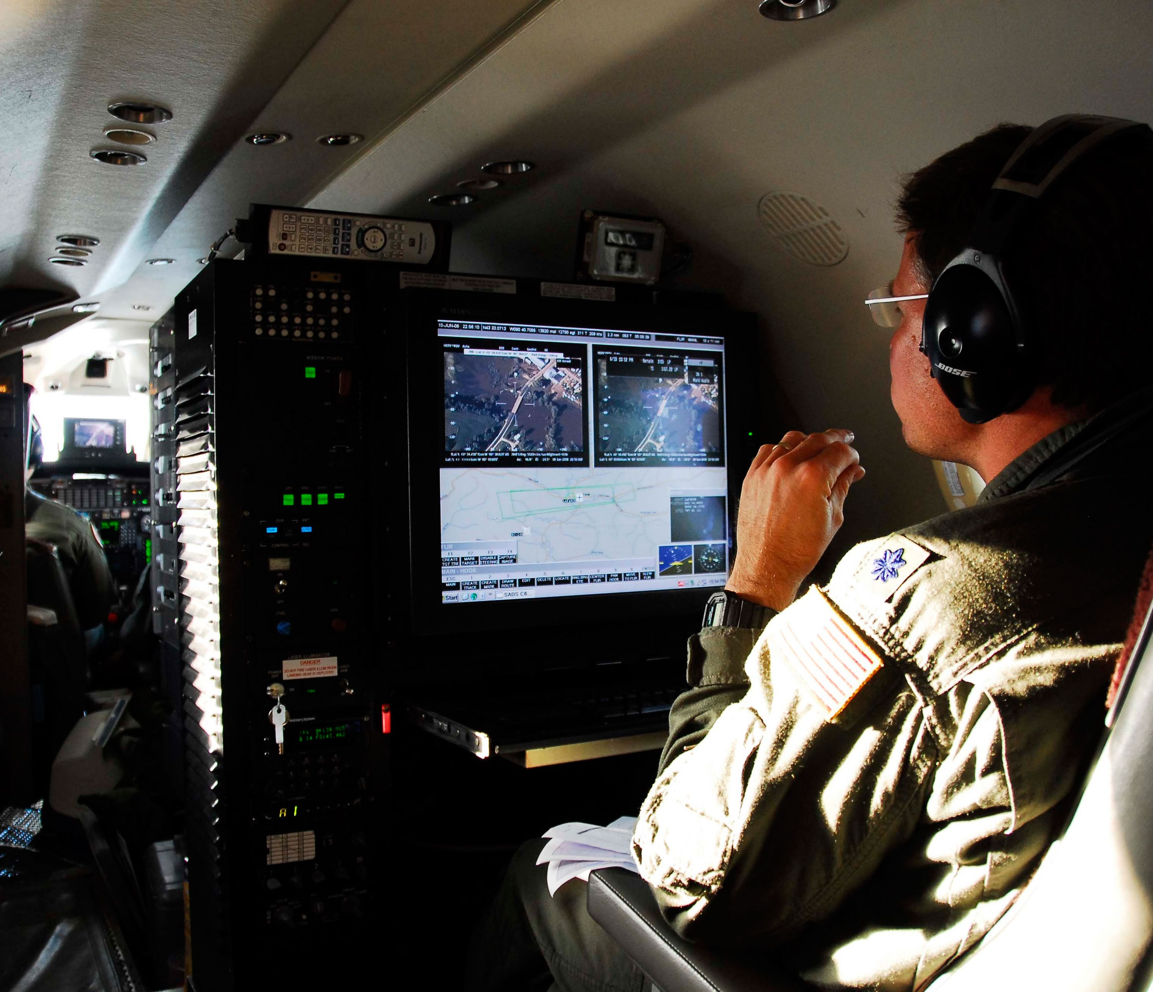 RC-26 Surveillance