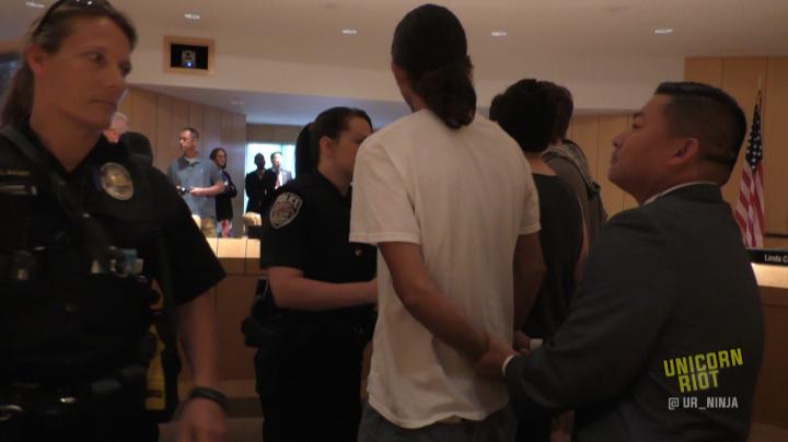 Regents Arrest
