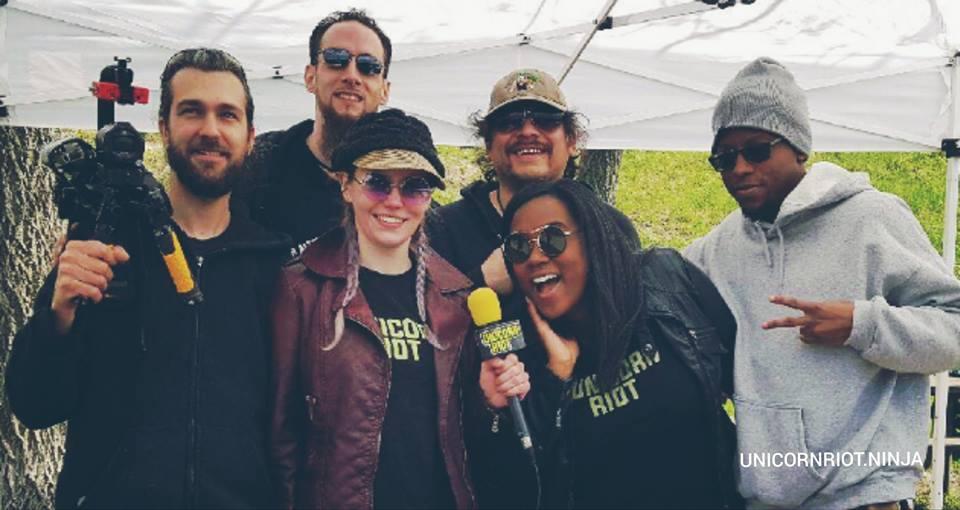 Unicorn Riot (Minneapolis Crew)