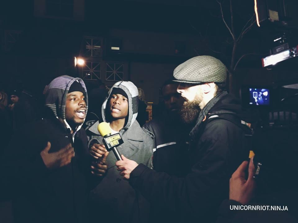 Fourth Precinct Interviews
