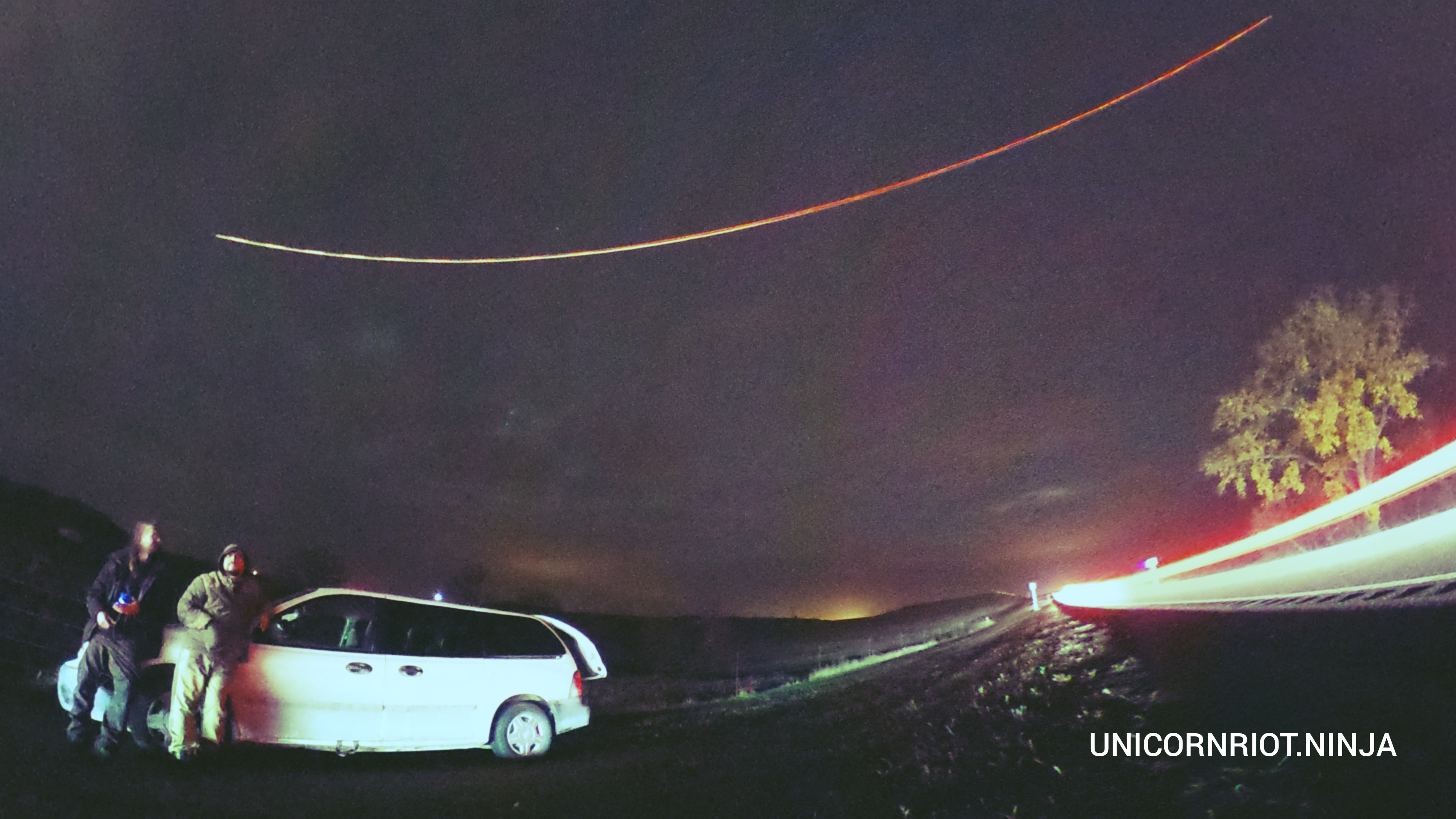 Documenting spy planes over Standing Rock