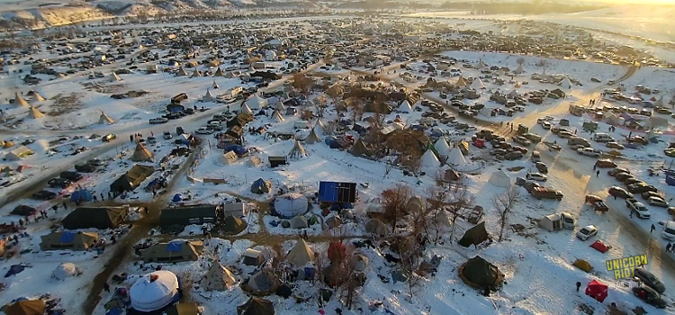 Army Corps Grants Easement as Repression Continues at Standing Rock