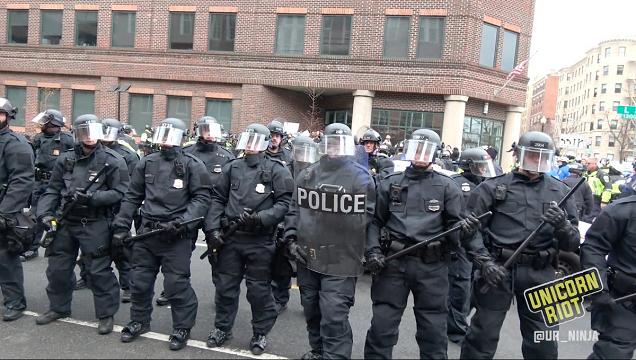 Criminalizing Dissent: Trials Begin for Trump Inauguration J20 Protests