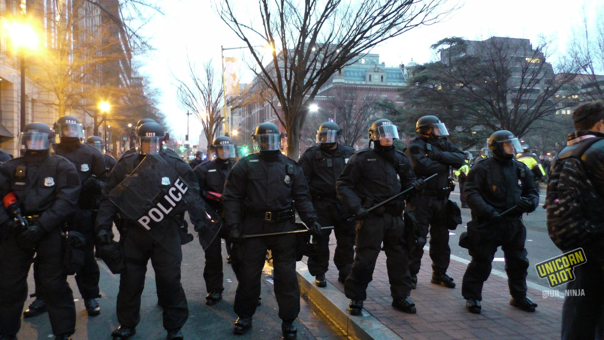 Criminalizing Dissent: Contested Evidence Introduced in J20 Trial Testimony