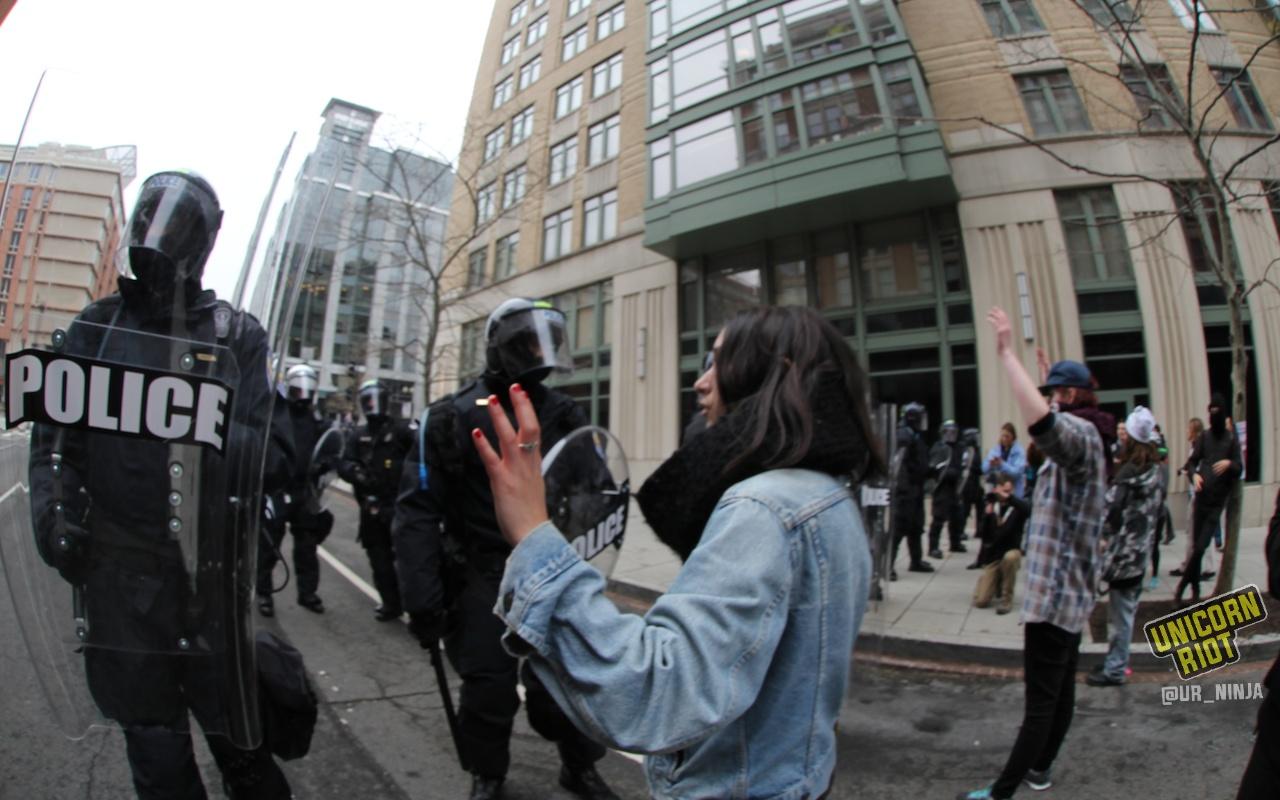 """Criminalizing Dissent: After Proving """"Mere Presence"""" J20 Prosecution Rests Case"""