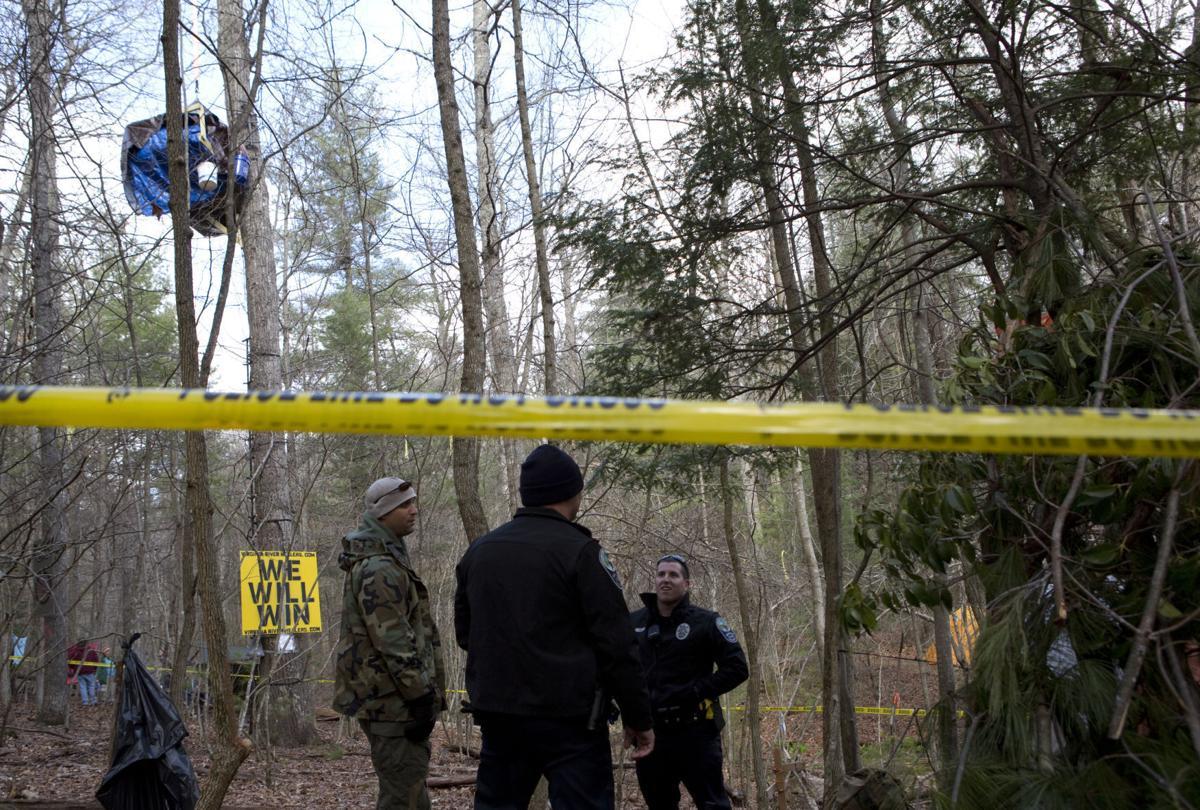 Appalachian Forest Blockades Disrupt Mountain Valley Pipeline