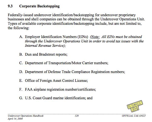 Icebreaker Pt  5 - Confidential Homeland Security Undercover
