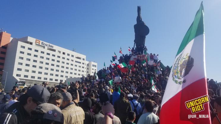 Anti-Caravan March