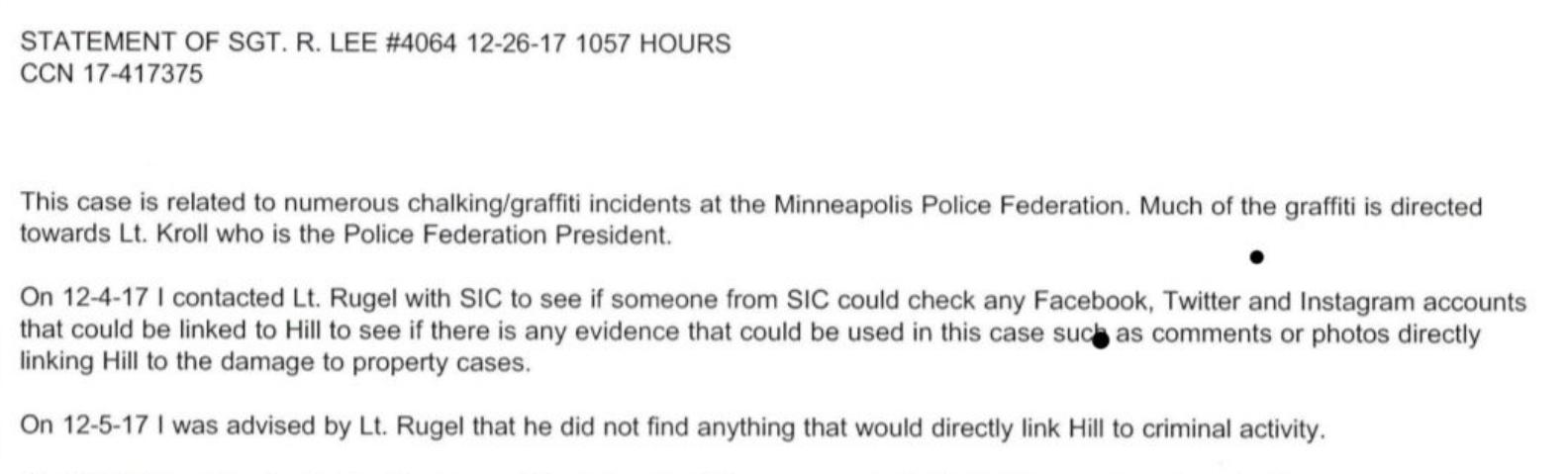 Police Fusion Center Tied to Fake Social Media Accounts