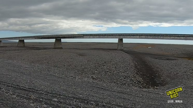 longest bridge in iceland